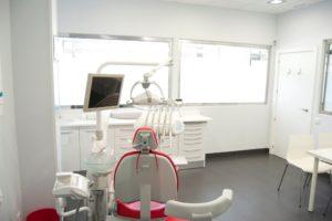 Gabinete clinica dental Qboca