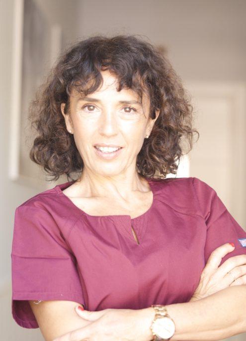 Dra. Rosa Gomez Arias - Qboca - Dentista