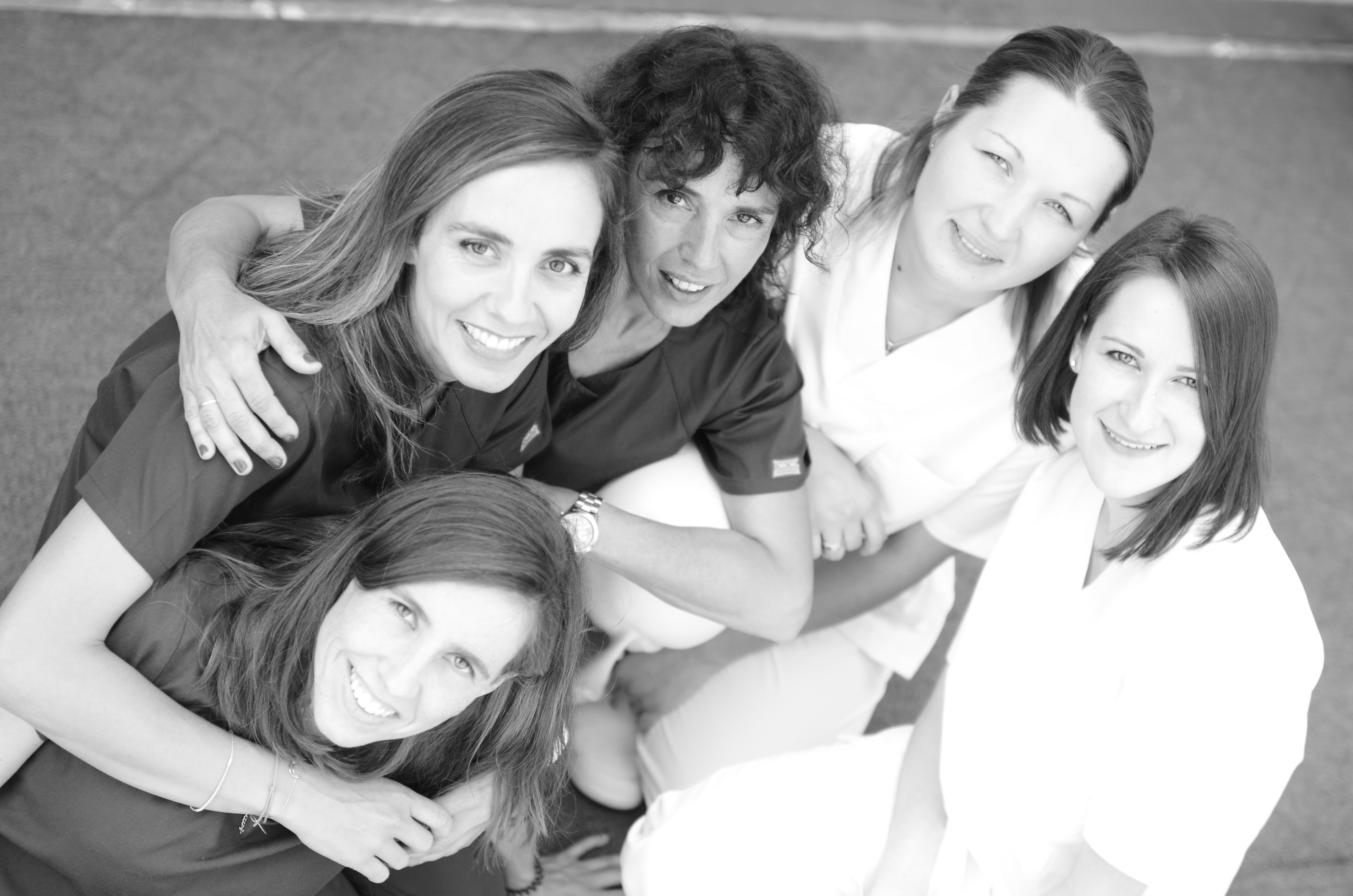 Equipo clinica dental Qboca