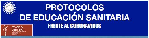protocolos cuidados coronavirus general Mayo 2020