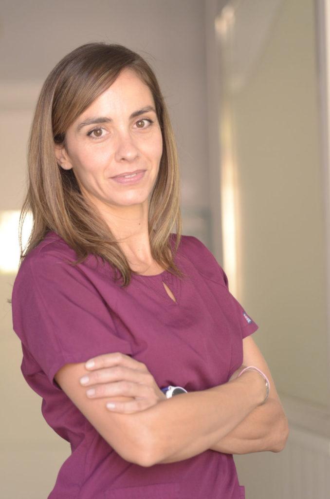 Dra. Celia de la Iglesia - Qboca - especialista en ortodoncia