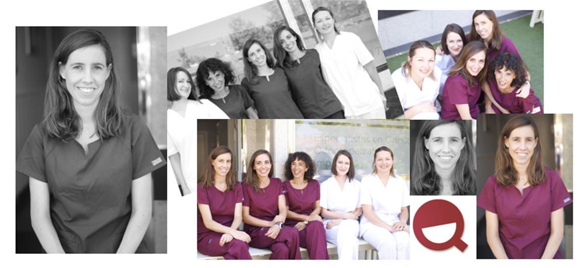 Jenifer Visser - Equipo clinica Qboca